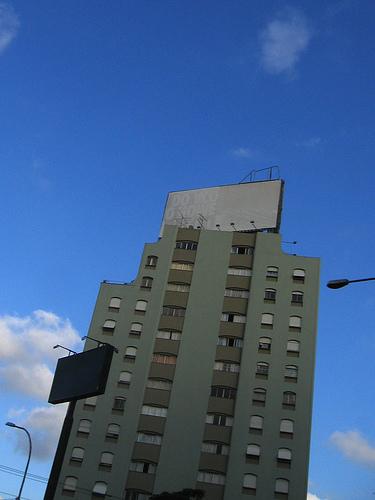 Sao Paolo sin publicidad