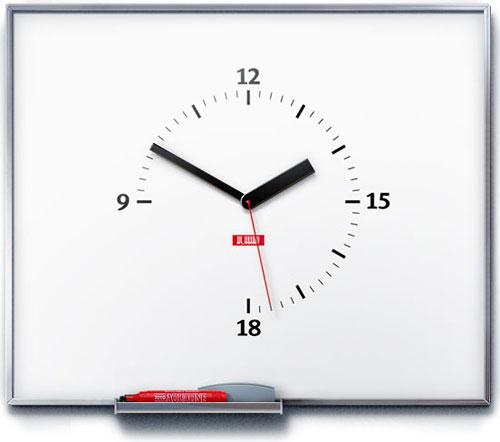 Reloj de Art Lebedev